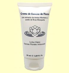 Crema Esencia de Flores - Lotus Blanc - 50 ml