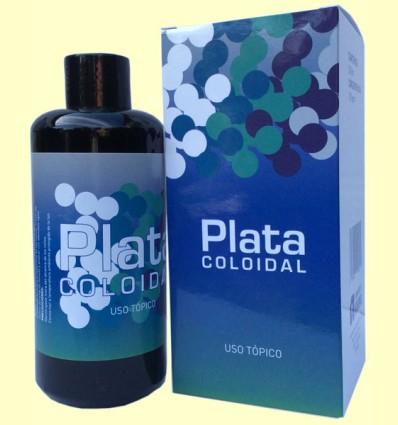 Plata Coloidal - Argenol - 200 ml