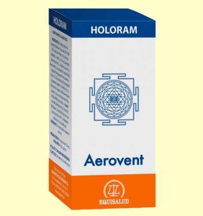 HoloRam Aerovent - Equisalud - 60 cápsulas