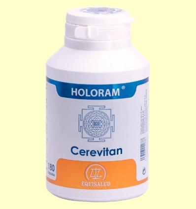 Holoram Cerevitan - Equisalud - 180 cápsulas