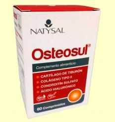 Osteosul - Articulaciones - Natysal - 60 comprimidos