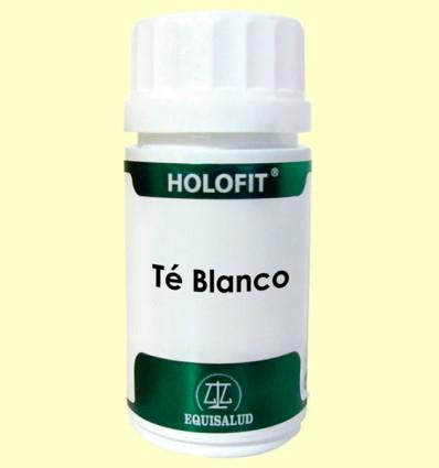 Holofit Té Blanco - Equisalud - 50 cápsulas