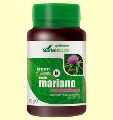 Cardo Mariano - Green Vit&Min 01 - MGdose - 30 comprimidos