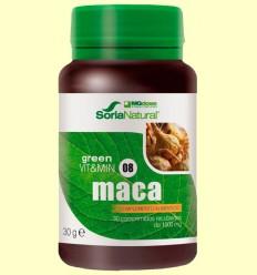Green V&M 08 Maca - MGdose - 30 comprimidos