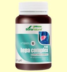 Hepa Complex Plus - Depurativo Hepático - MGdose - 60 comprimidos