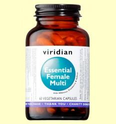 Multi Mujer - Viridian - 60 Cápsulas