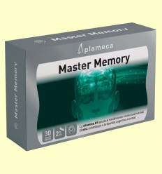 Master Memory - Plameca - 30 vCaps