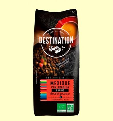 Café en Grano México 100% Arábica Bio - Destination - 250 gramos