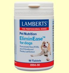 EliminEase para Perros - Lamberts - 90 Comprimidos