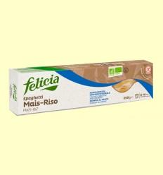 Espagueti de Maíz y Arroz Bio - Felicia - 250 gramos