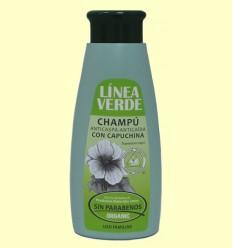 Champú Anticaspa Anticaída - Línea Verde - 400 ml