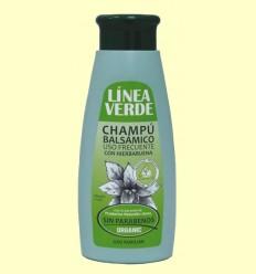 Champú Balsámico - Línea Verde - 400 ml