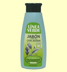 Jabón Corporal - Línea Verde - 400 ml