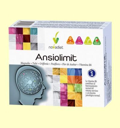 Ansiolimit - Novadiet - 60 cápsulas