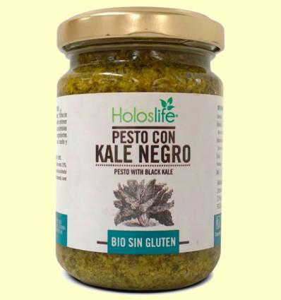 Pesto Kale Negro Bio - Holoslife - 130 gramos