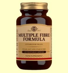 Fórmula de Fibra Múltiple - Solgar - 120 cápsulas vegetales