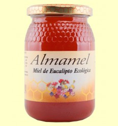 Miel de Eucalipto Bio - Almamel - 500 gramos