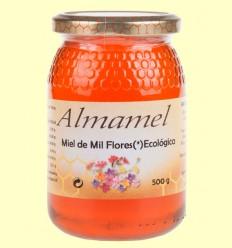 Miel de Mil Flores Bio - Almamel - 500 gramos
