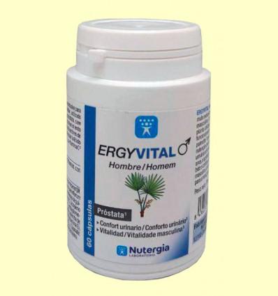 ErgyVital - Nutergia - 60 cápsulas