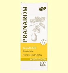 Aceite Vegetal Aguacate Bio - Pranarom - 50 ml