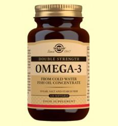 Omega 3 - Solgar - 120 cápsulas blandas