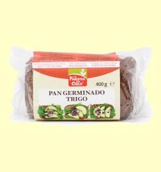 Pan Germinado Trigo Bio - La Finestra Sul Cielo - 400 Gramos