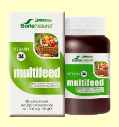 Multifeed - MGdose - 30 comprimidos