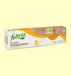 Espaguetis Multicereales Bio - Felicia - 400 gramos