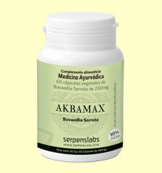 Akbamax Boswellia - Serpenslabs - 60 cápsulas