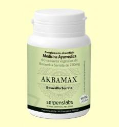 Akbamax - Serpens - 60 cápsulas