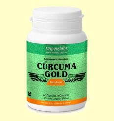 Cúrcuma Gold - Serpenslabs - 60 cápsulas