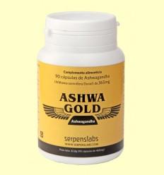 Ashwa Gold - Serpens - 90 cápsulas