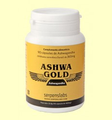 Ashwa Gold - Serpenslabs - 90 cápsulas