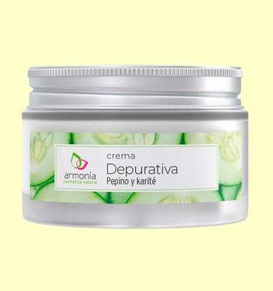 Crema Depurativa - Armonía - 50 ml