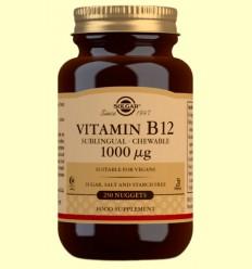 Vitamina B12 1000 μg - Solgar - 250 comprimidos