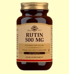 Rutina 500 mg - Solgar - 100 comprimidos