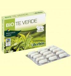Bio Te Verde - Derbós - 30 cápsulas *