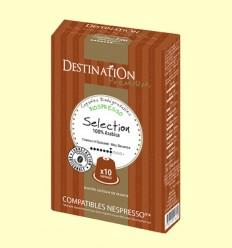 Cápsulas de Café Bioespresso Selección 100% Arábica - Destination - 55 gramos