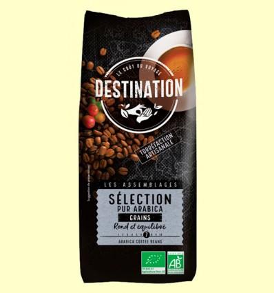 Café en Grano Selección 100% Arábica Bio - Destination - 1 Kg