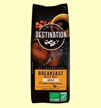 Café Molido para Desayuno Bio - Destination - 250 gramos