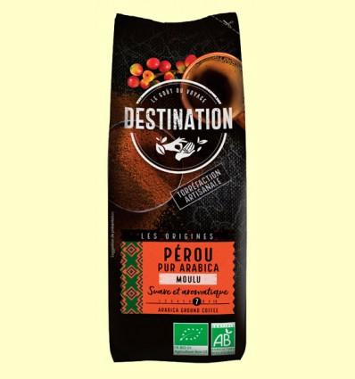 Café Molido Perú 100% Arábica Bio - Destination - 250 gramos