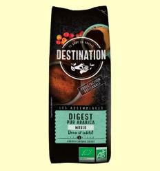 Café Molido Digestivo 100% Arábica Bio - Destination - 250 gramos