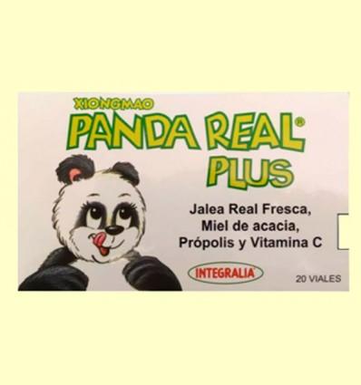 Xiongmao Panda Real Plus - Integralia - 20 viales