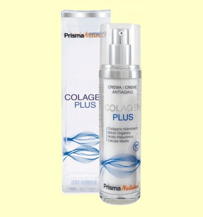 Crema Regeneradora Colagen Plus - Prisma Natural - 50 ml