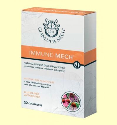 Immune Mech Defensas Inmunitarias - Gianluca Mech - 20 comprimidos