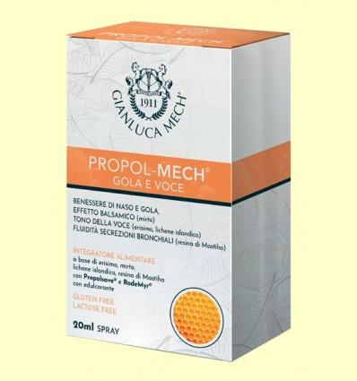 Propol Mech Aerosol - Gianluca Mech - 20 ml