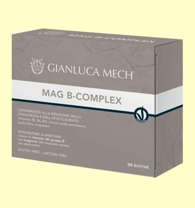 Mag B-Complex - Gianluca Mech - 20 sobres
