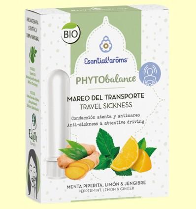 Inhalador descongestivo Phyto Balance - Esential Aroms - 5 ml