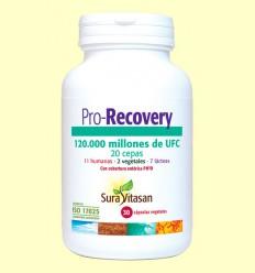 Pro-Recovery - Sura Vitasan - 30 cápsulas
