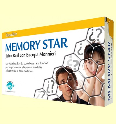 Jalea Memory Star - Espadiet - 20 viales